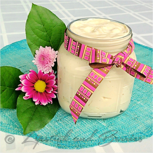 Vegan Healthy No-Mayo! Guess what? It's salt, oil, and sugar free! www.LipstickandBerries.com