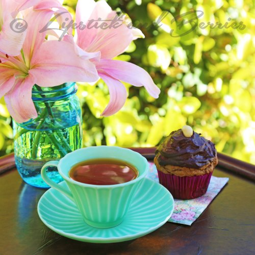 Spring Afternoon Tea Time