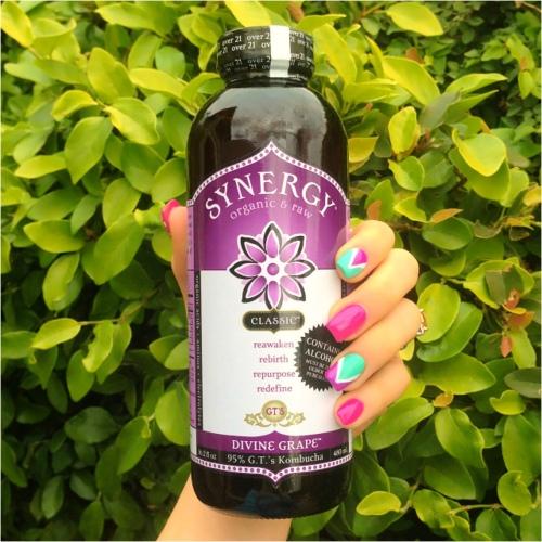 Kombucha Tea! My Fave! www.LipstickandBerries.com