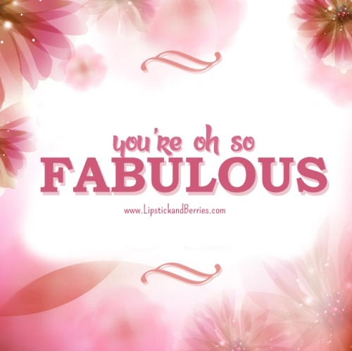 Tell yourself affirmative words and you'll begin to believe them!! * inspiration * motivation * healthy living * fabulous * quote *  (Merry Mondays on LipstickandBerries.com)