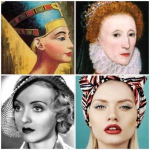 Lipstickhistorycollage