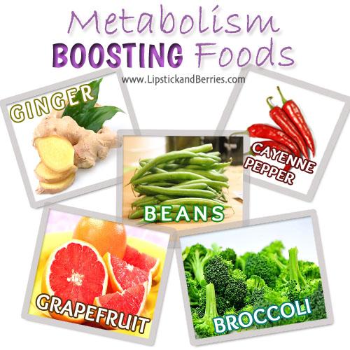Metabolism Boosting Foods! #vegan #beautytips