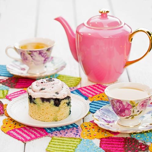 Birthday Tea Time (LipstickandBerries.com)